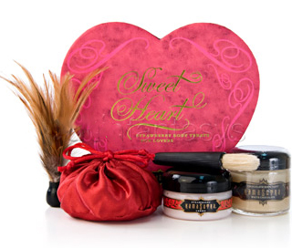 valentine's day massage gift